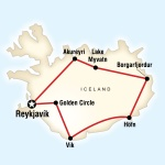 AASU Student Travel Best of Iceland for Armstrong Atlantic State University Students in Savannah, GA