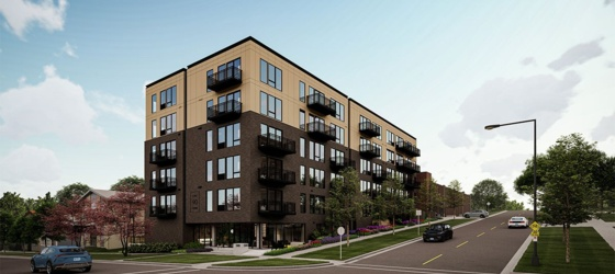 Macalester Housing Five 90 Park Apartments for Macalester College Students in Saint Paul, MN