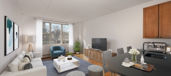 Housing Near CUNY BMCC Chelsea's Best Lifestyle Choice! Spacious Stuio. Gym, Laundry Facilities, 2 Roof Decks and On-site Parking Garage. OPEN HOUSE THUR 12:30-5 & SAT/SUN 11-2 BY APPT ONLY